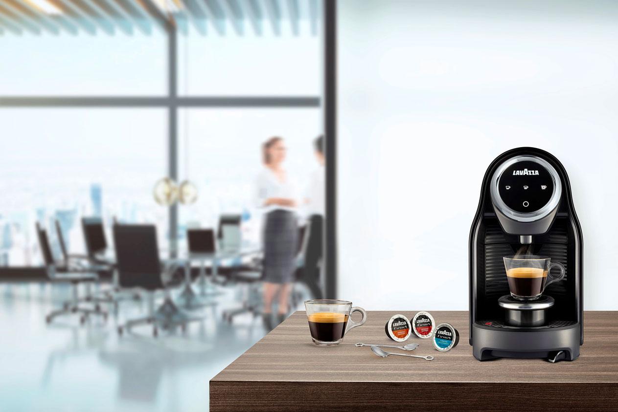 Gedap - Macchina Caffè Lavazza Firma Inovy Compact