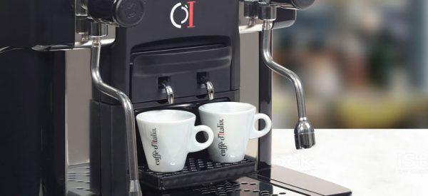 Dettaglio Macchina Caffè Elite 2 Caps