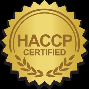 Certificazione Logo HACCP