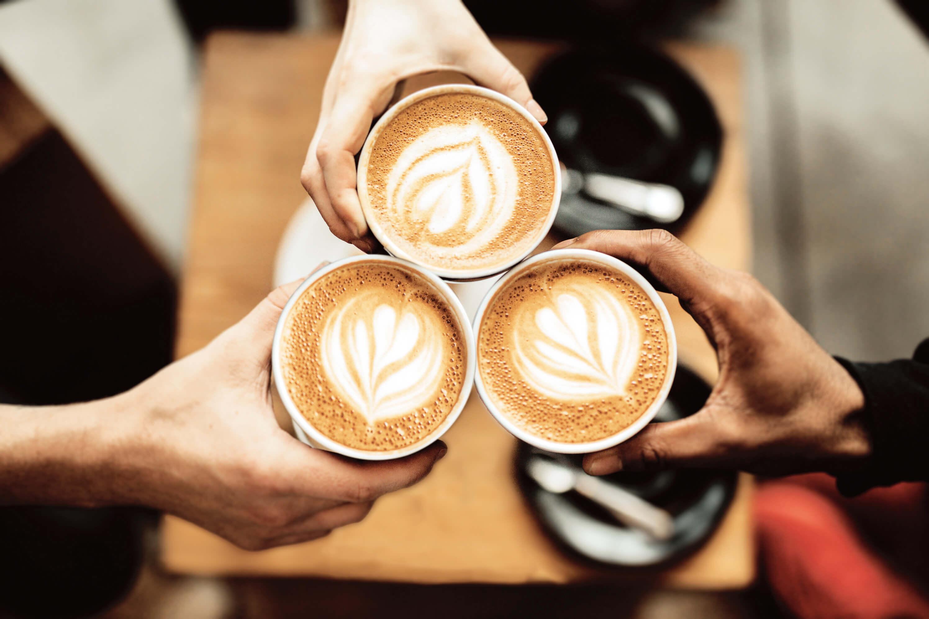 Cappuccino Gedap