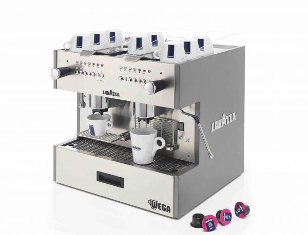 macchina professionale Lavazza per horeca LB 4200
