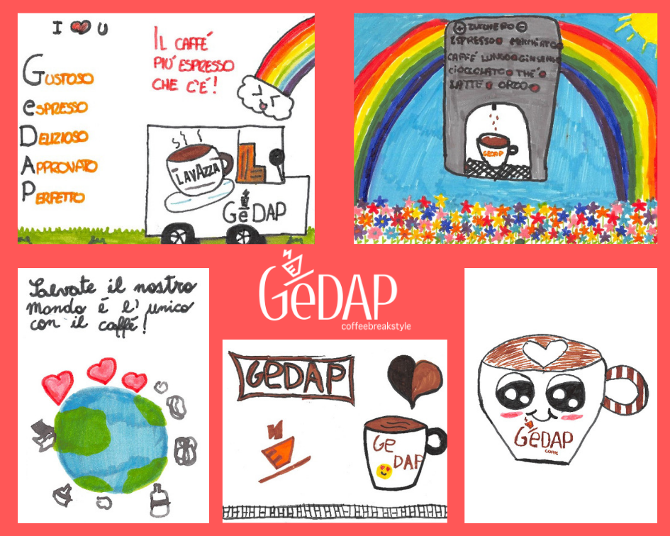 disegni dei bambini gedap