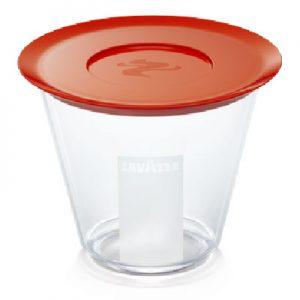 lavazza portacapsule the cup rosso