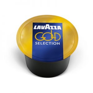 capsula lavazza blue gold selection