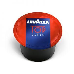 capsula lavazza blue top class