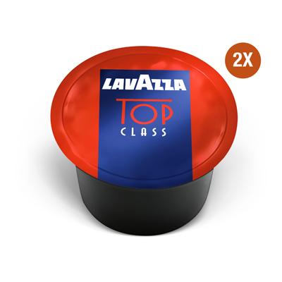 capsula doppia lavazza blue top class