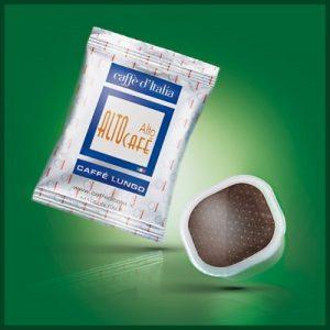 caffè d'italia caffè lungo capsula compostabile