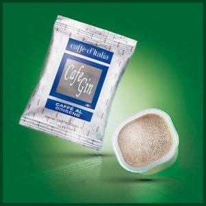 caffè d'italia caffè ginseng capsula compostabile