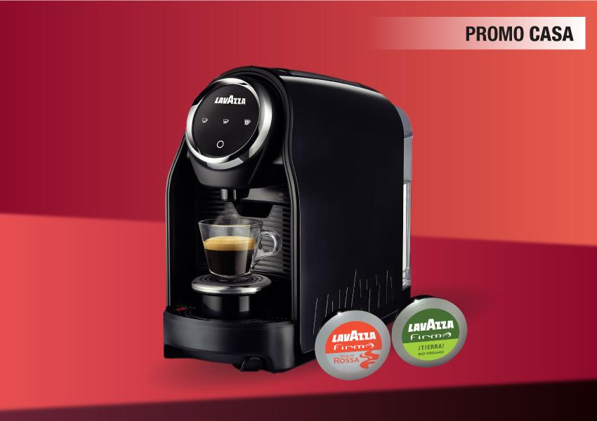 macchna caffè lavazza firma inovy comodato gratuito
