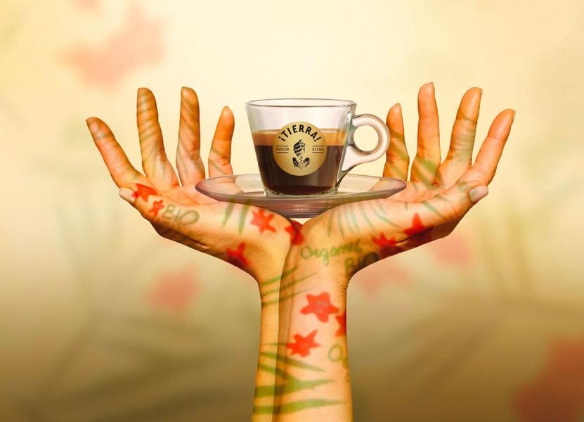 lavazza tierra caffè bio organic