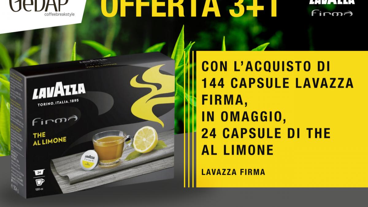 The al Limone firma in Omaggio promo