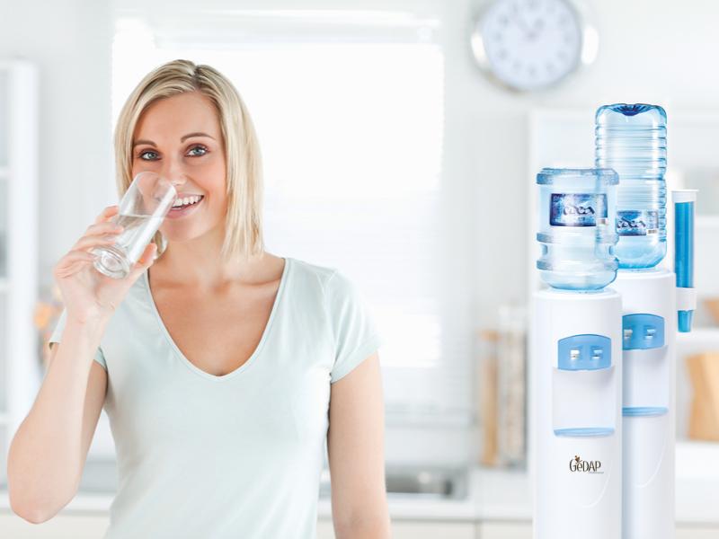 gedap Acqua in boccione refrigeratore