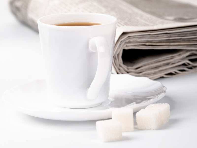 gedap caffè zuccherato o amaro