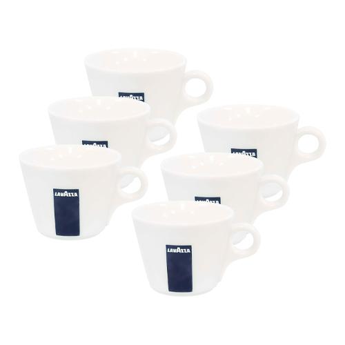 lavazza set horeca tazze cappuccino Blu Collection 6pz