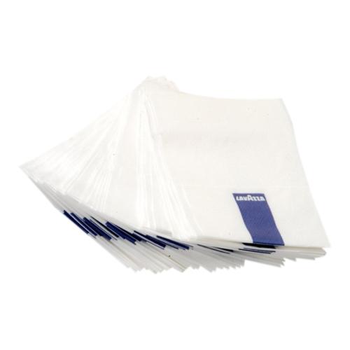 Lavazza accessori horeca tovaglioli bianchi