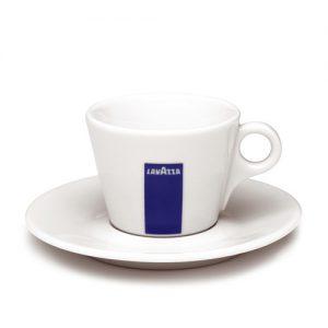 tazza cappuccino lavazza in ceramica horeca