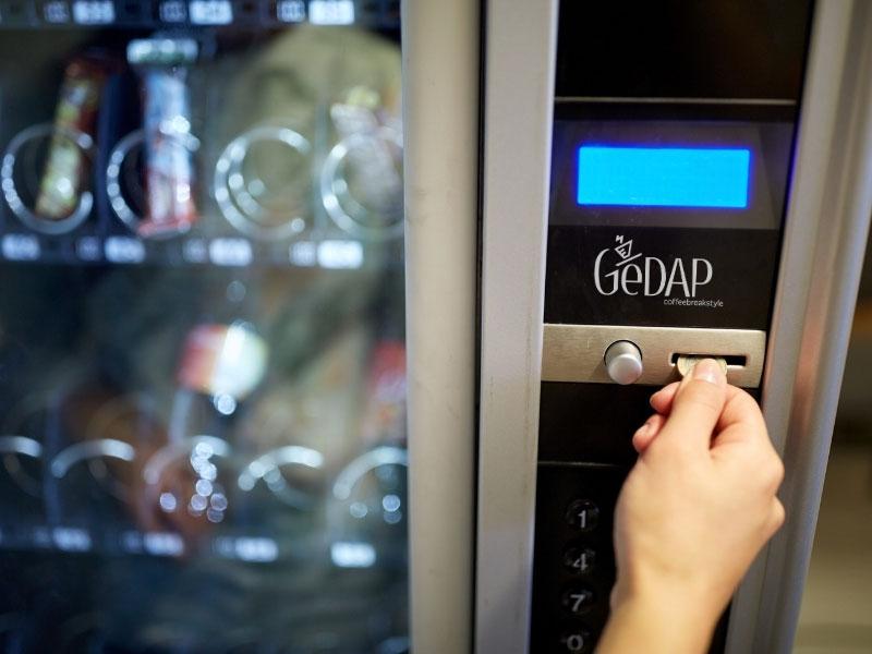 Distributore Automatico Gedap