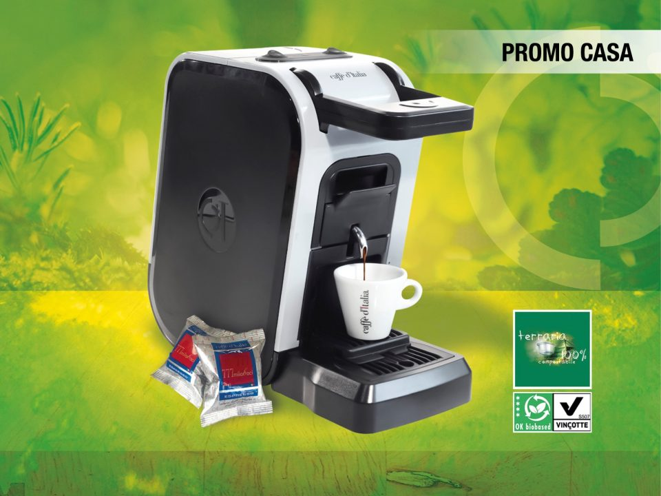 promo macchina Birba Caffè d'Italia
