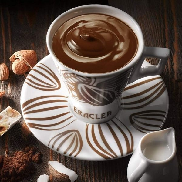 Tazza cioccolata calda eraclea