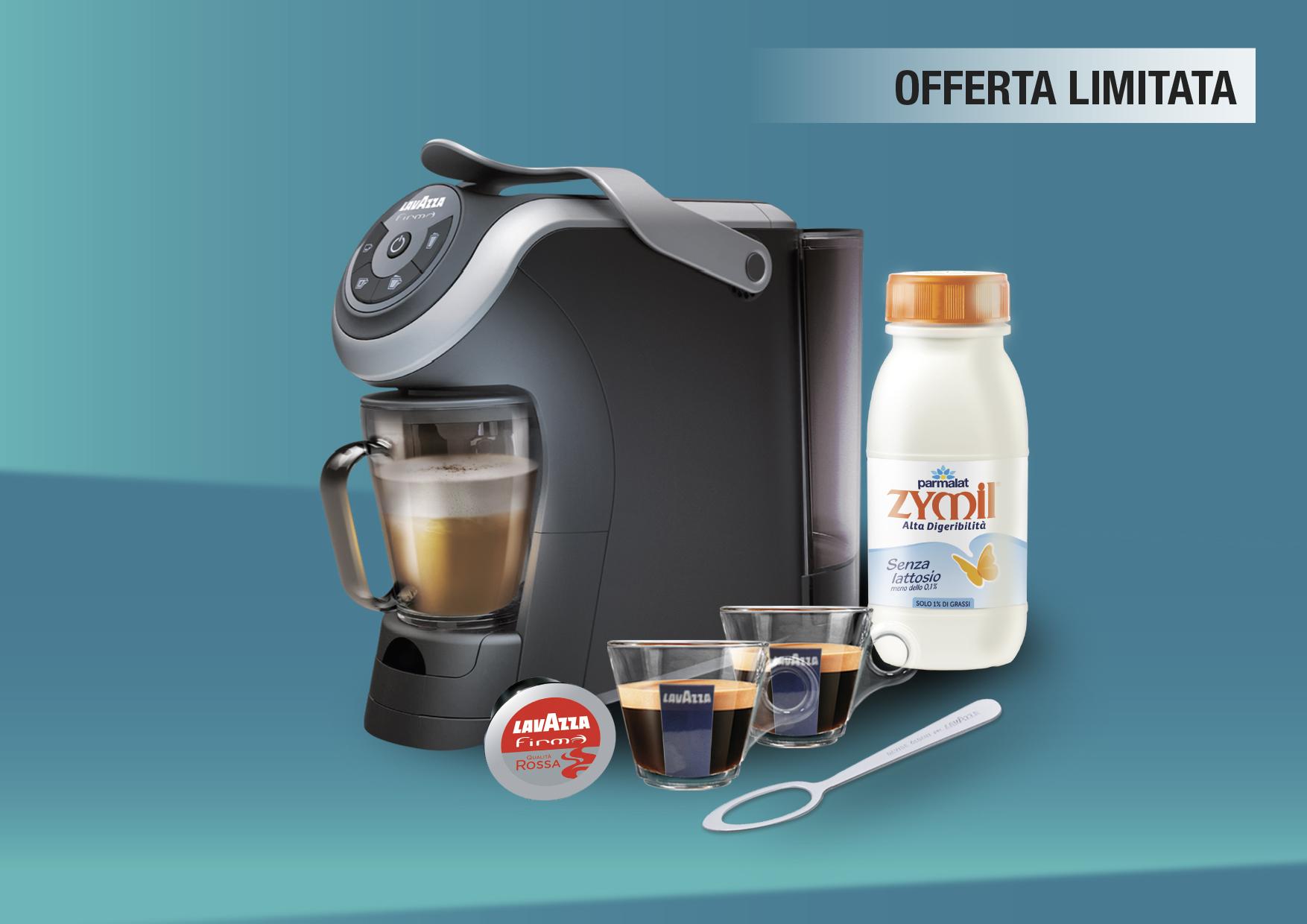 Lavazza Firma LF 400 Milk macchina a capsule